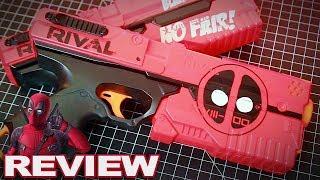 Nerf Rival Kronos Review by Deadpool (Nerf Rival Kronos XVIII 500 Deadpool Dual Pack)