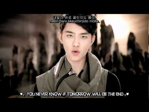 EXO K History MV [ENG SUB + ROMANIZATION + HANGUL]  HD
