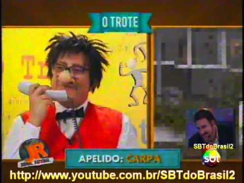 Trote do Santos - Apelido: Carpa - 17/12/2012