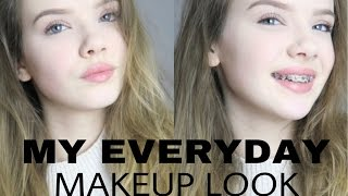 my everyday MAKEUP ROUTINE ⎮ Melina Celine