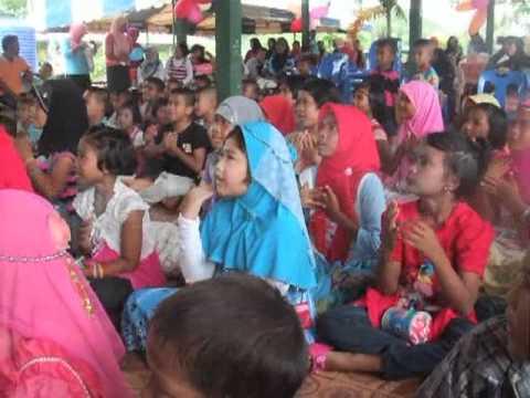 Children's Day in Thailand 2012