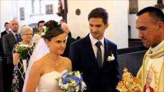 You Raise Me Up trąbka trumpet - Ślub Agaty i Krzysztofa