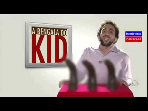 Kid Bengala Propaganda Murilo Couto video