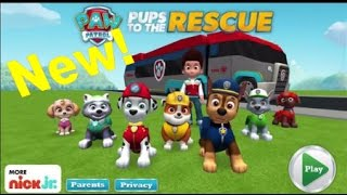 Paw Patrol Españo Latino Capitulos Completos Nick Junior | Cartoon Video Full Games Coloring