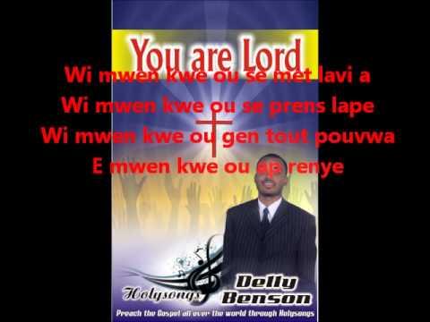 Mwen Kwe Delly Benson video