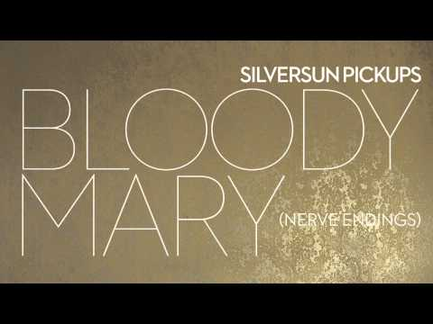 Silversun Pickups &quot;Bloody Mary (Nerve Endings)&quot; Audio