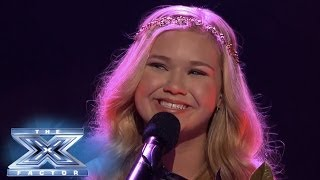 "Rion Paige Sings ""Your Song"" - THE X FACTOR USA 2013"