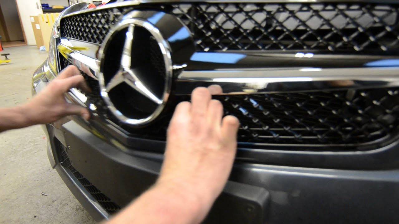 Mercedes e Class Coupe Black Mercedes W204 c Class Coupe