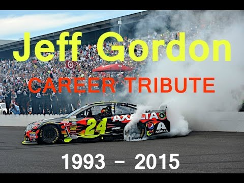 BEST of JEFF GORDON ( Tribute ) ( NASCAR ) #24ever ( PURE EMOTION )