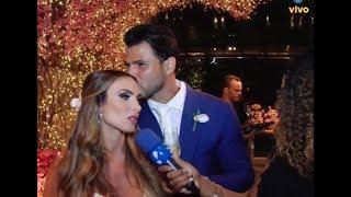 """Nicole Bahls sobre casamento com Marcelo Bimbi: """"Foi mais do que sonhei"""""""