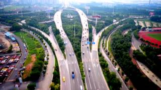Video of Foshan: 航拍佛山An aerial view of the Foshan City (author: David Chi)