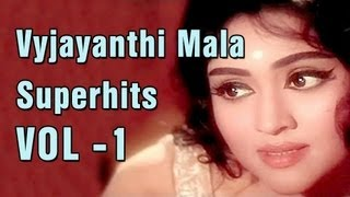 Vyjayanthimala Superhit Song Collection - Jukebox 1 - Evergreen Old Hindi Songs Collection