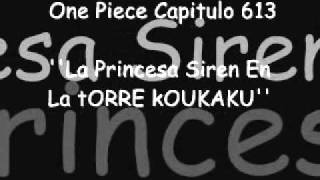 One Piece Capitulo 613