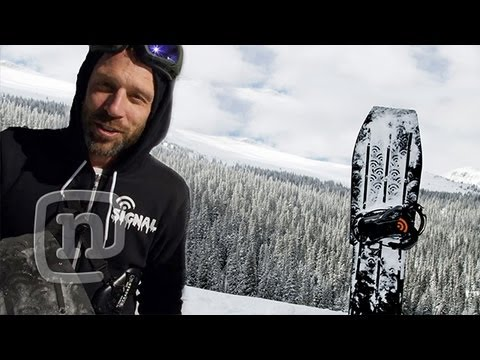 The World s First 3D Printed Snowboard: Every Third Thursday