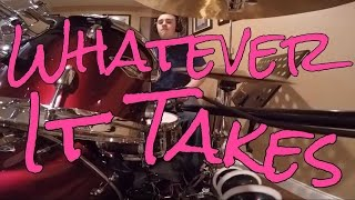 Download Lagu Whatever It Takes - Drum cover - Imagine Dragons Gratis STAFABAND