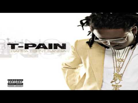 T-Pain - I'm Sprung Slowed