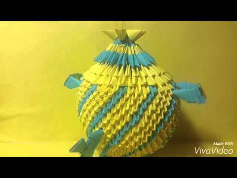Оригами моя коллекция