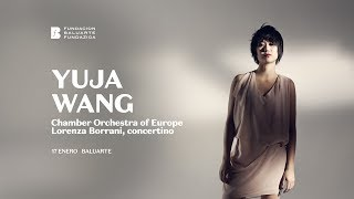 Yuja Wang en Baluarte