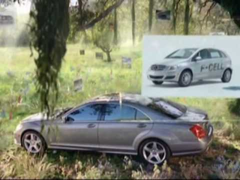 2010 Mercedes-Benz S400 Hybrid Commercial