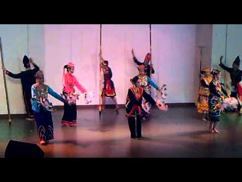 malaysian cultur dance