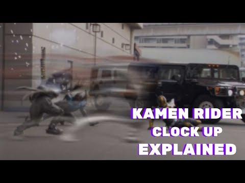 Kamen Rider Kabuto: Clock Up EXPLAINED