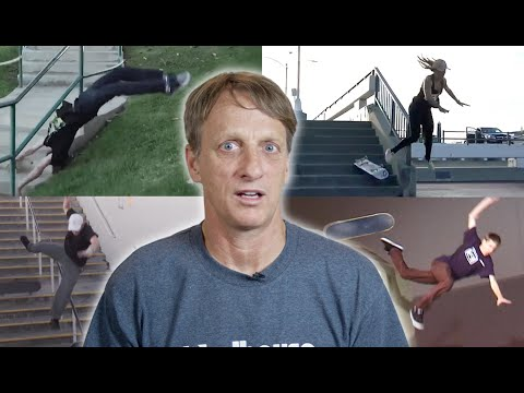 The Best Of The Worst Skateboarding Slams | Battle Scars