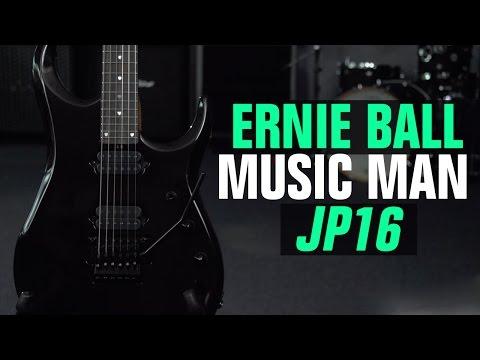 Ernie Ball Music Man JP16 John Petrucci Signature Guitar