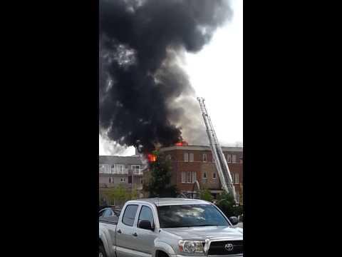 York University Village House Fire
