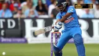 Ambati Rayudu injured and cant play against Zimbabwe.