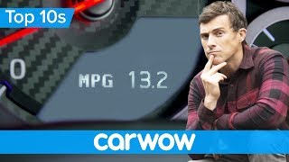 See how unrealistic car fuel economy figures are, how they're changing & why it affects YOU!