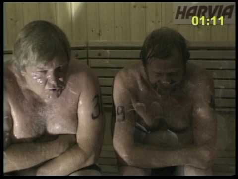 Sauna World Championships 2009 - Men s final part 1/2