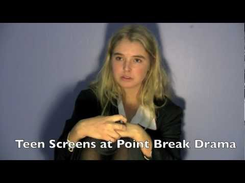 Screen Teens At Point Break Drama