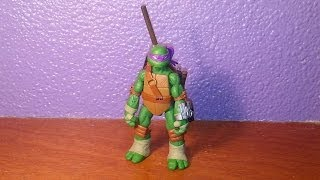 Custom Teenage Mutant Ninja Turtles Review - Donatello