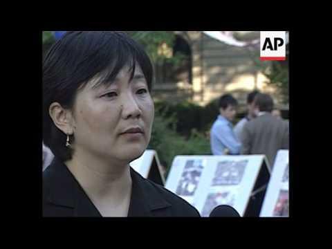 Candlelit vigil for Tiananmen Square victims