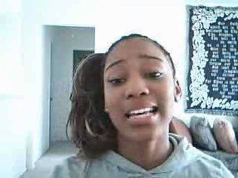 (Dondria) Singing Unfaithful by Rihanna