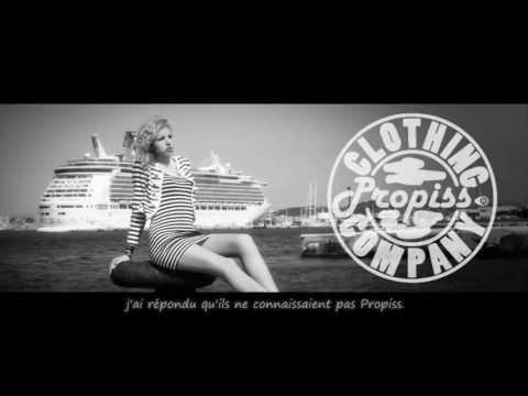 PROPISS Clothing Company - Publicité by Wonder