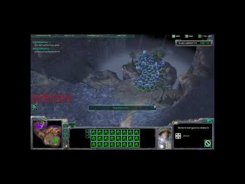 SC2 tauren outhouse + tauren marine Video