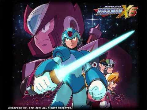 Megaman X5 Intro Trance Remix
