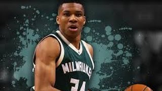 Giannis Antetokounmpo - Go Hard Or Go Home [2016] Mix ᴴᴰ