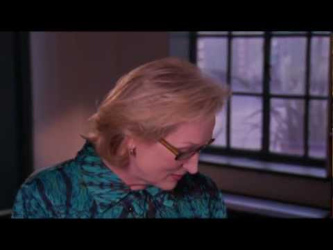 Meryl Streep on director Phyllida Lloyd
