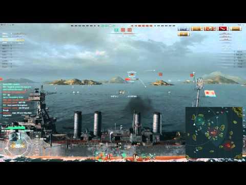 World of Warships (FR): Le croiseur Murmansk