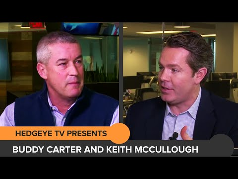 Top Private Investor Buddy Carter Talks Process, Market Volatility and Ranges with Keith McCullough