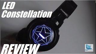 REVIEW: Riwbox Bluetooth LED Headphones (Star WT-8S)
