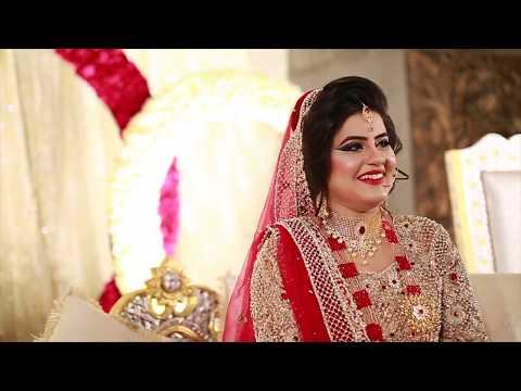 Sidra and amir wedding