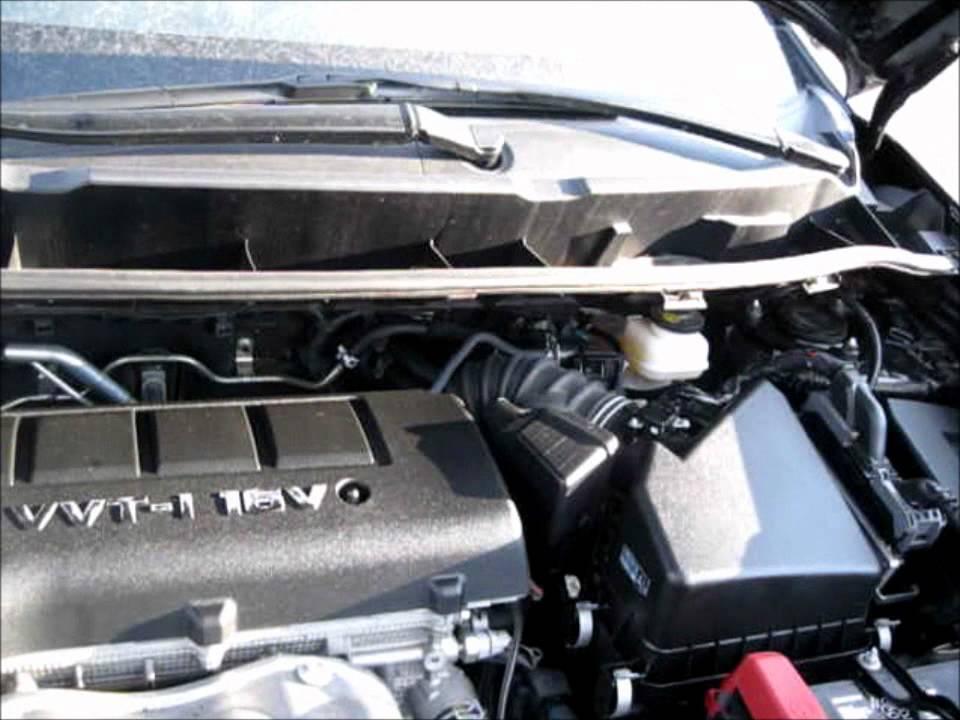 2009 Pontiac Vibe Start Up Engine Amp In Depth Tour Youtube