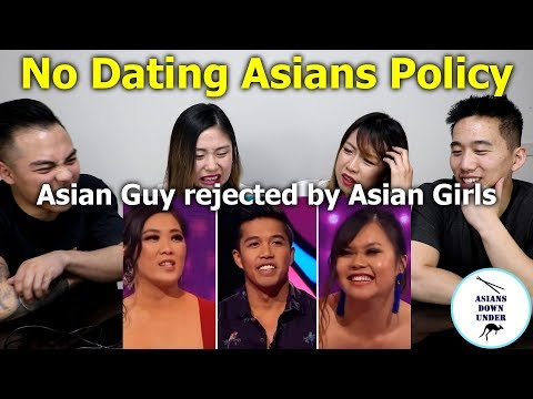 Filipino Rejected by Asian Girls | NO DATING ASIANS POLICY explained |澳版非誠勿擾-亞裔女拒絕約會亞洲男 thumbnail