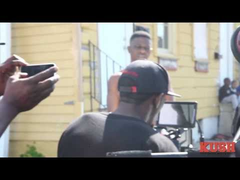Lil Boosie Behind The Scenes First Video Since Being Released From Prison video