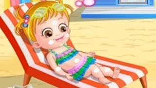 Baby Hazel - The Beach episode - Moviegames 2014 HD