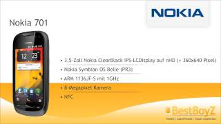 Review: Nokia 701 | BestBoyZ