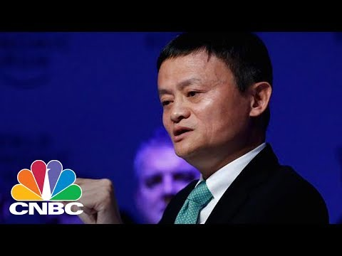 Alibaba's Jack Ma: In The Next 30 Years People Will Work 4 Hours A Day | CNBC